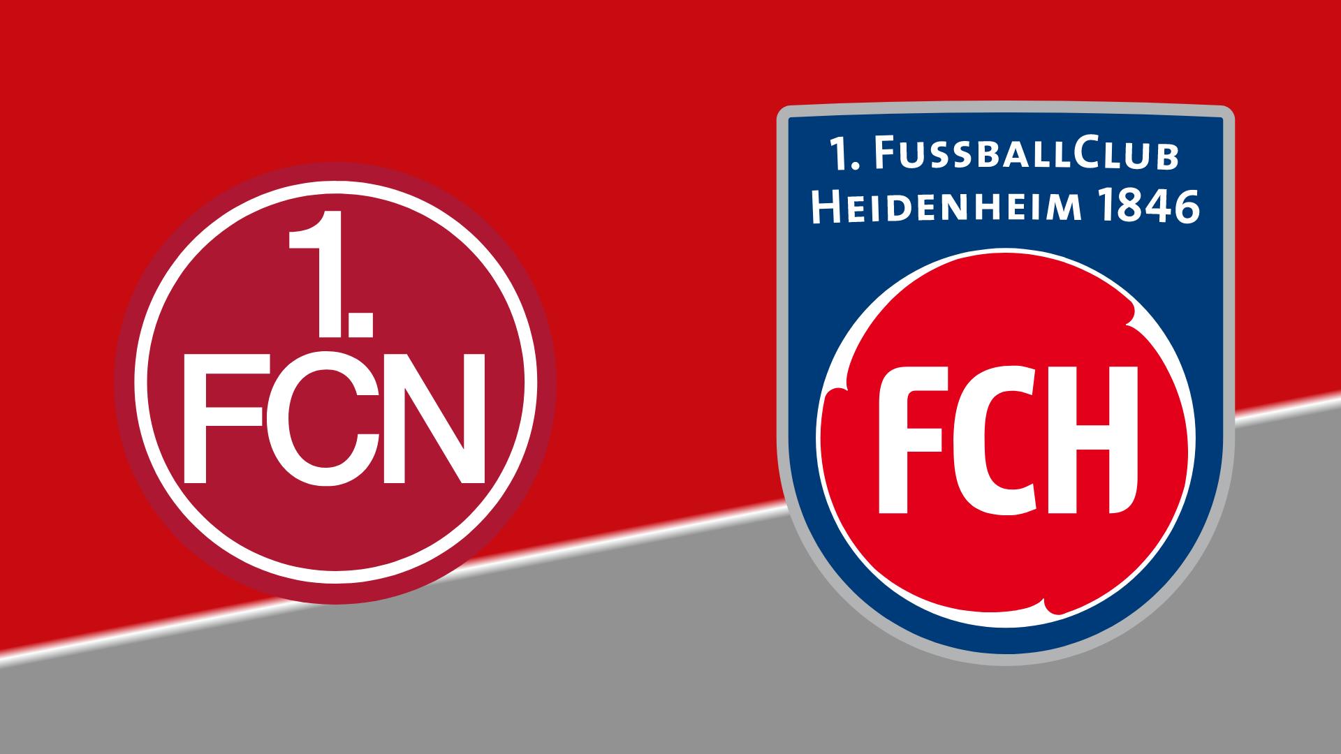 Live 2. BL: 1. FC Nürnberg - 1. FC Heidenheim, 11. Spieltag 23.10.2021 um 13:00 Uhr auf Sky Ticket