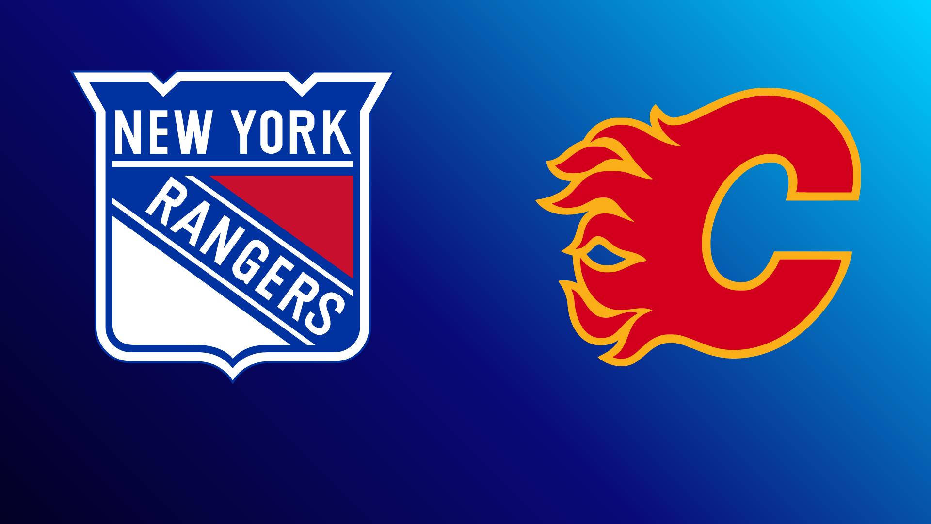 Live NHL: New York Rangers - Calgary Flames 26.10.2021 um 01:00 Uhr auf Sky Ticket
