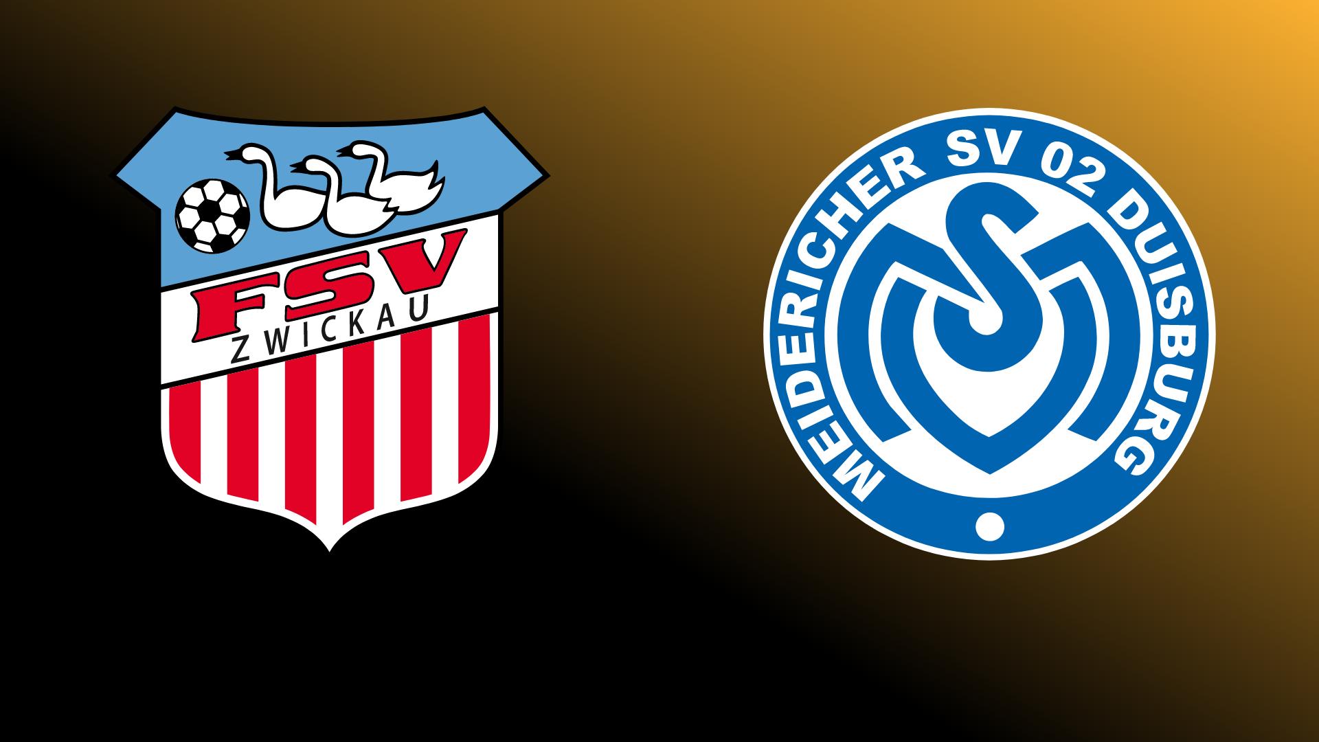 FSV Zwickau - MSV Duisburg 16.10.2021 um 13:45 Uhr auf Magenta Sport