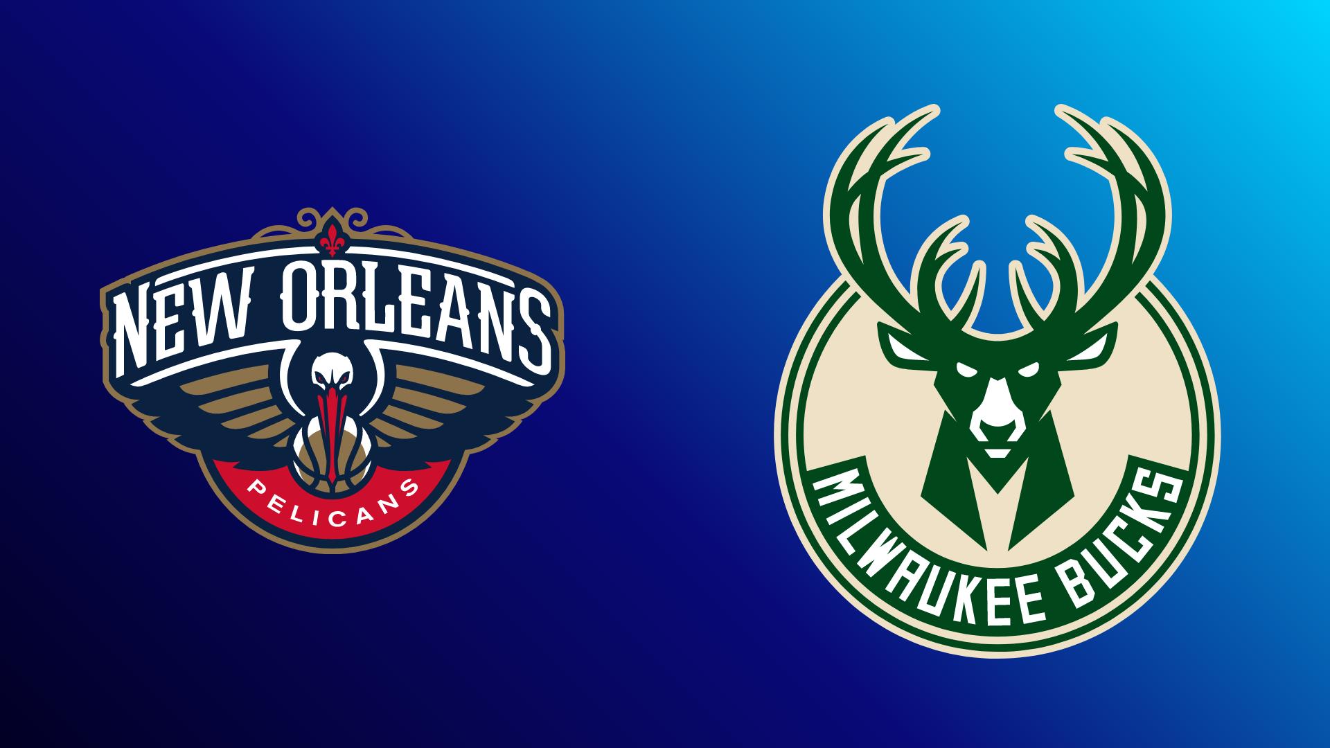 Pelicans @ Bucks 26.02.2021 um 03:30 Uhr auf DAZN