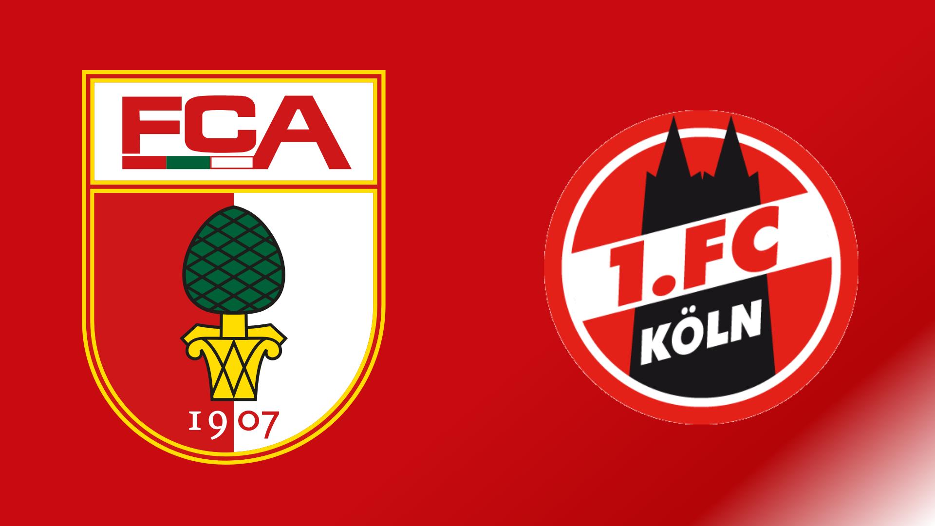 FC Augsburg - 1. FC Köln (LIVE) 23.04.2021 um 20:15 Uhr auf DAZN