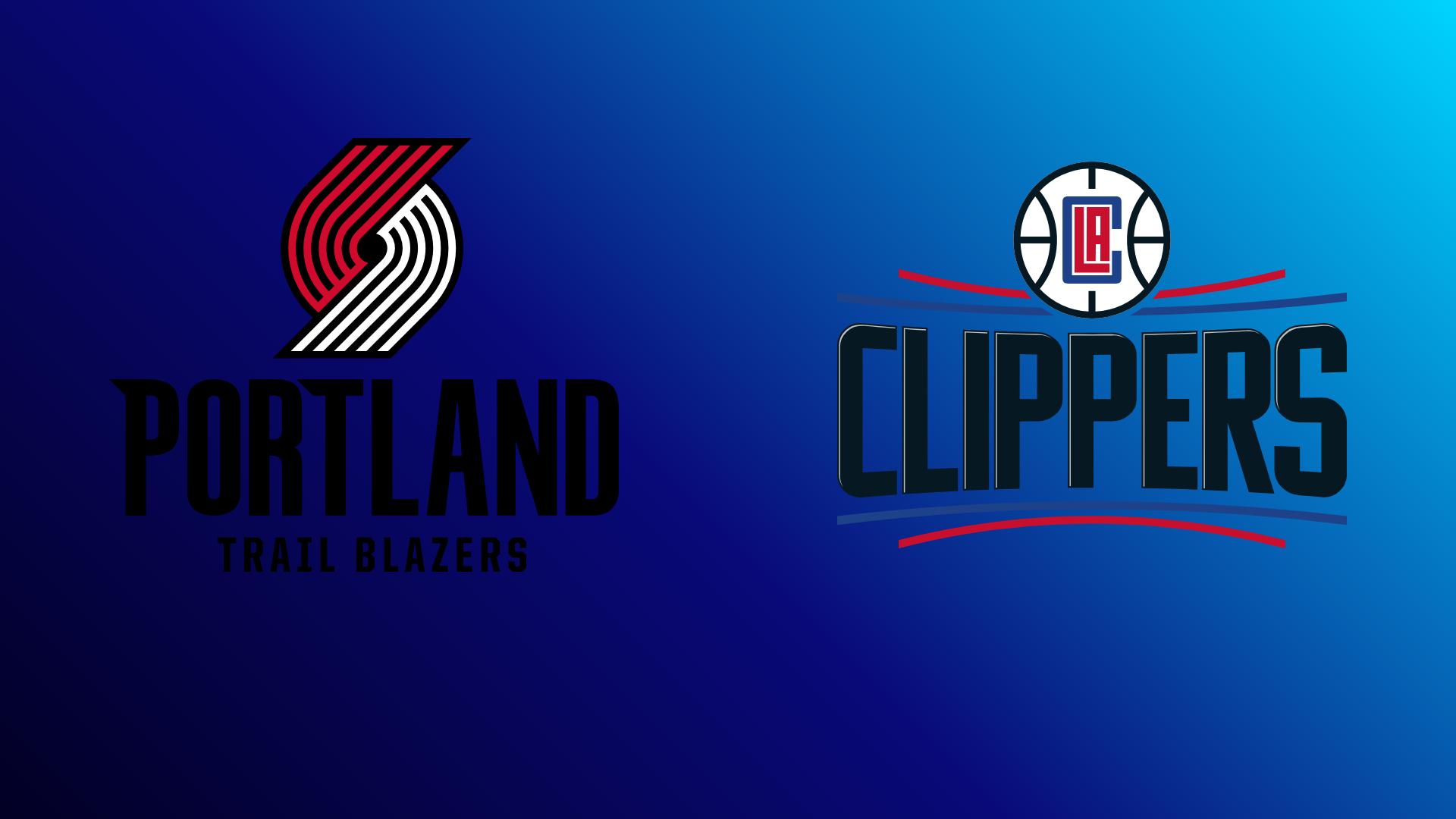 Trail Blazers @ Clippers 26.10.2021 um 04:30 Uhr auf DAZN