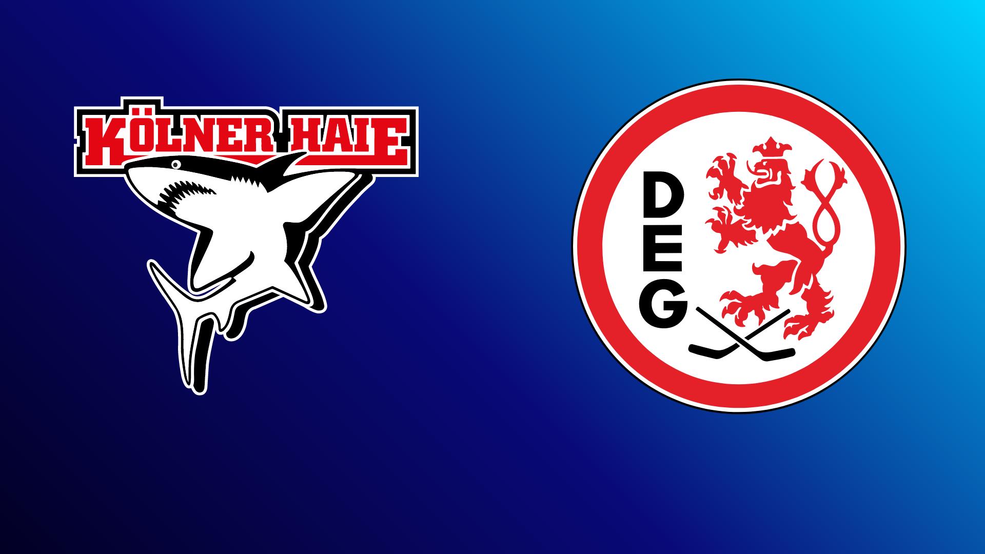 Kölner Haie - Düsseldorfer EG 19.10.2021 um 19:15 Uhr auf Magenta Sport