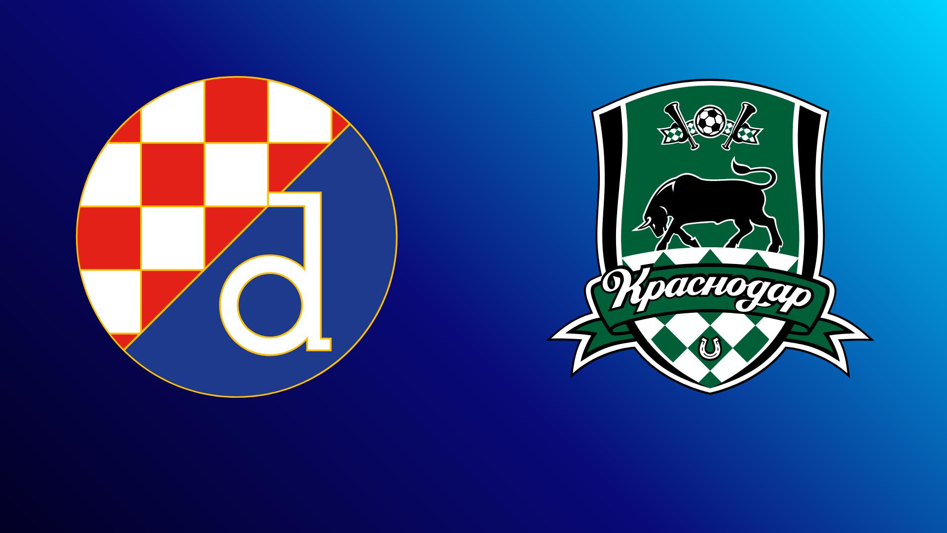Dinamo Zagreb - Krasnodar 25.02.2021 um 21:00 Uhr auf DAZN