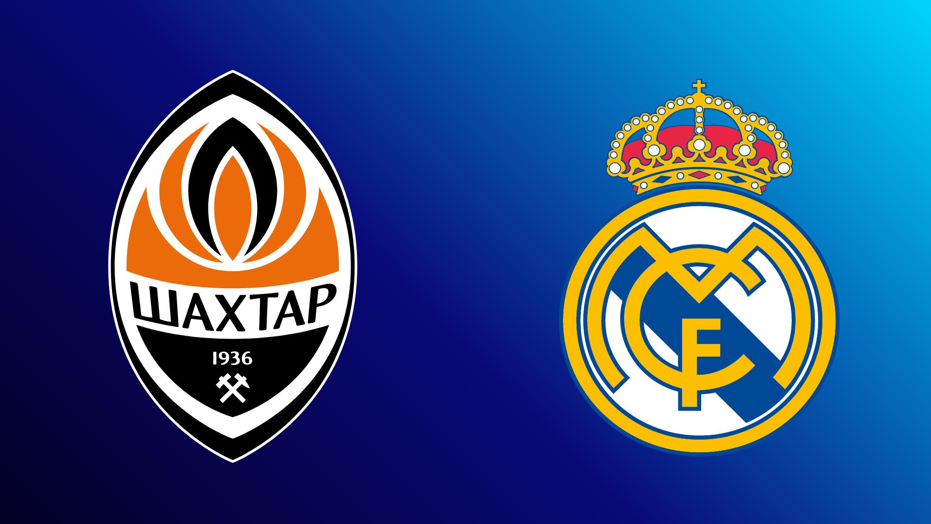 Schachtjor Donezk - Real Madrid 19.10.2021 um 21:00 Uhr auf DAZN