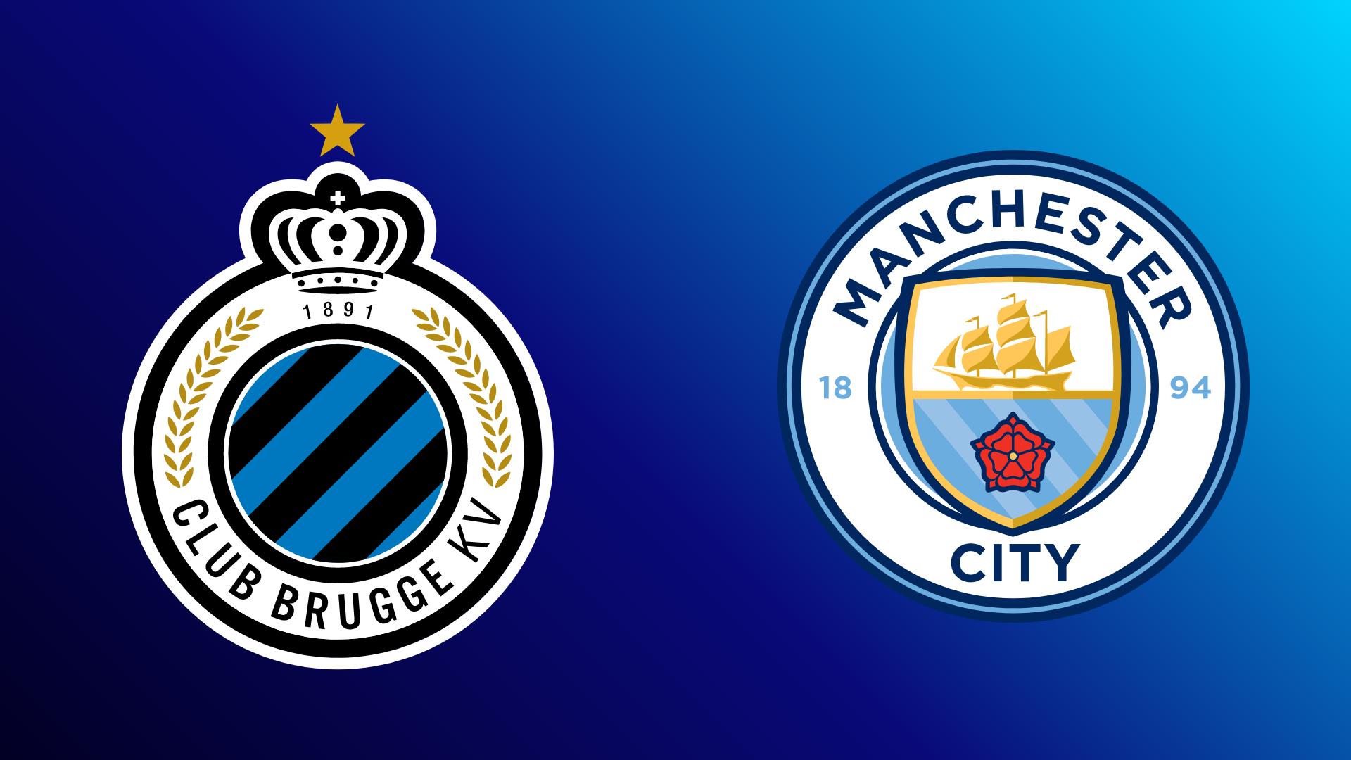 FC Brügge - Man City 19.10.2021 um 18:45 Uhr auf DAZN