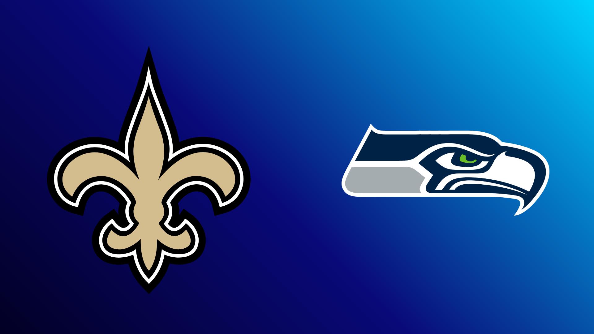 Saints @ Seahawks 26.10.2021 um 02:15 Uhr auf DAZN