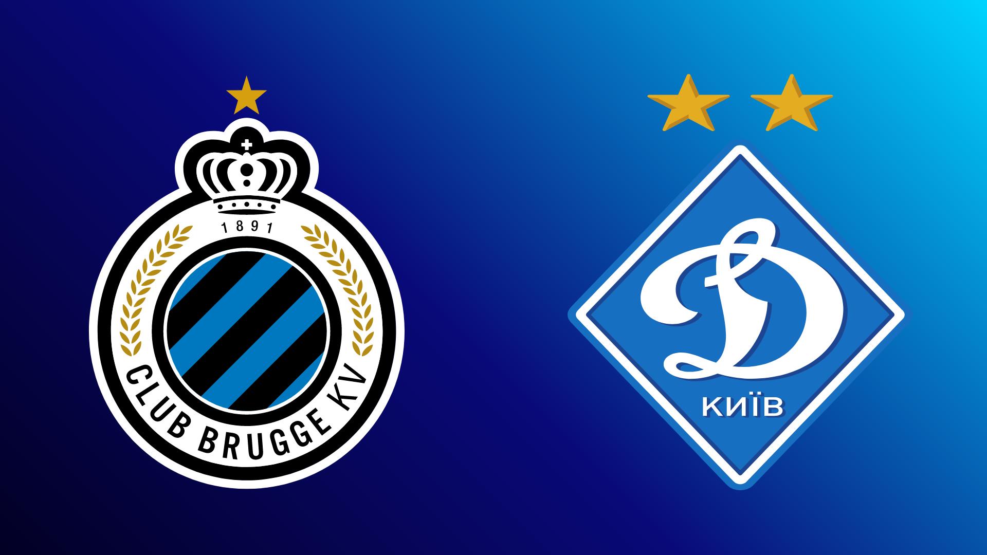 FC Brügge - Dynamo Kiew 25.02.2021 um 21:00 Uhr auf DAZN