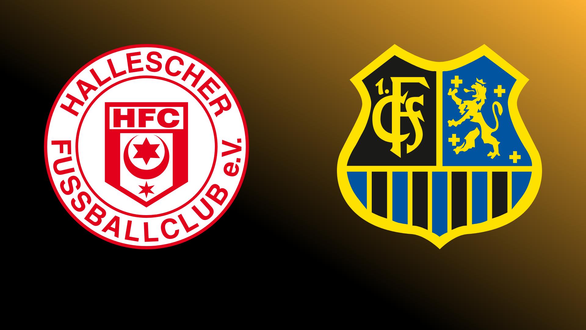 Hallescher FC - 1. FC Saarbrücken 16.10.2021 um 13:45 Uhr auf Magenta Sport