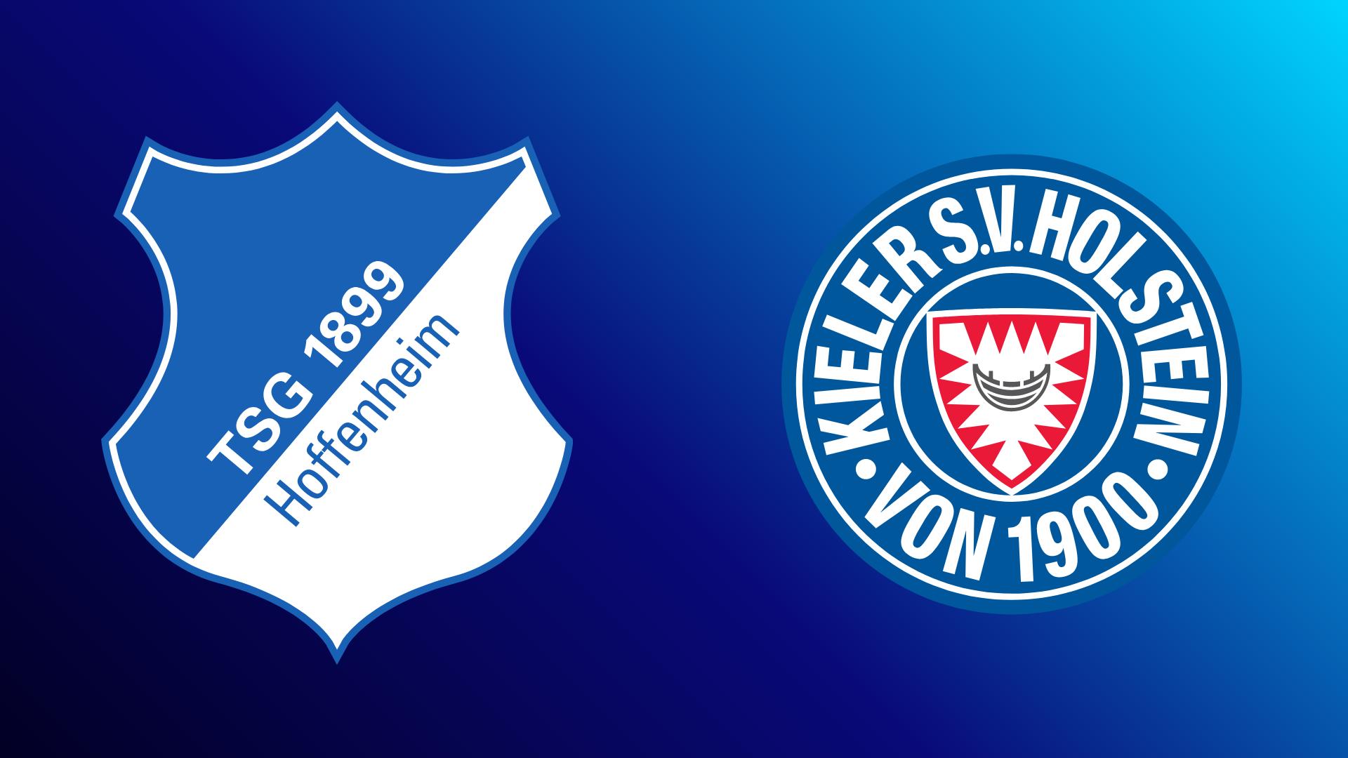 Live DFB-Pokal: 1899 Hoffenheim - Holstein Kiel, 2. Hauptrunde 26.10.2021 um 18:00 Uhr auf Sky Ticket
